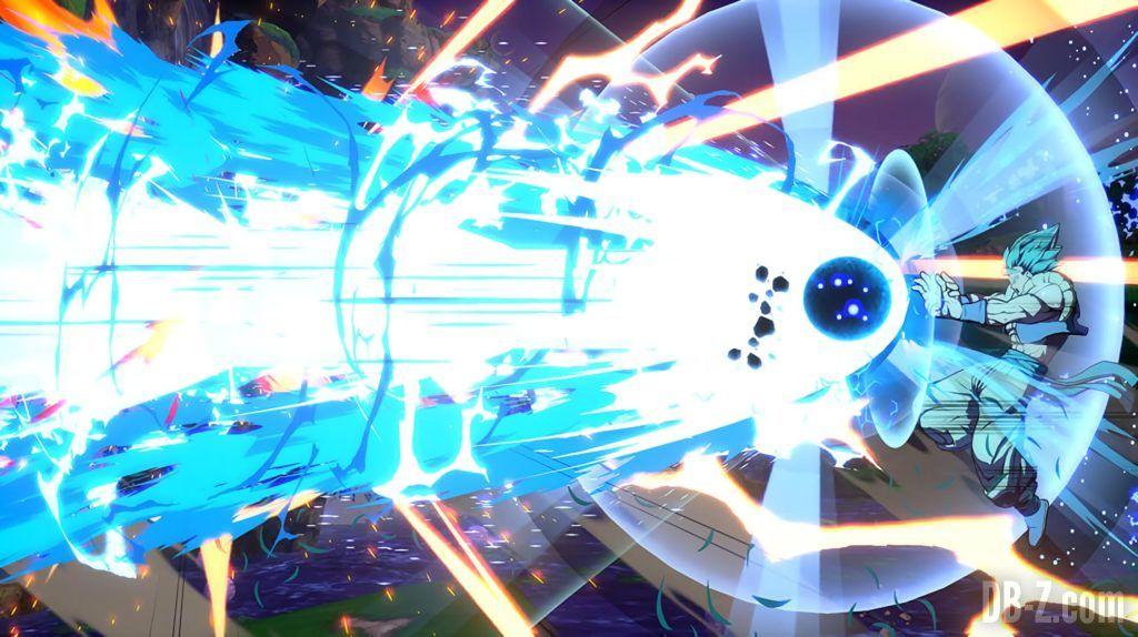 Gogeta SSGSS Dragon Ball FighterZ image 0008