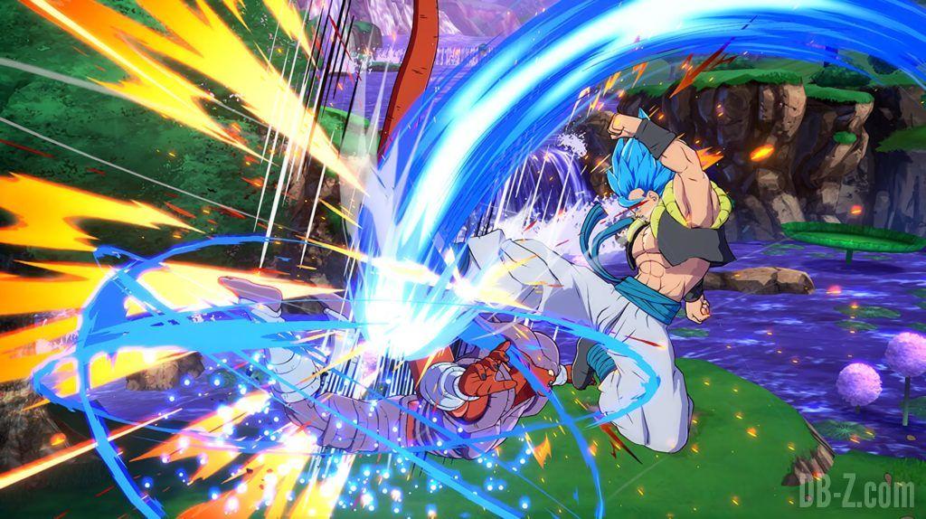 Gogeta SSGSS Dragon Ball FighterZ image 0009