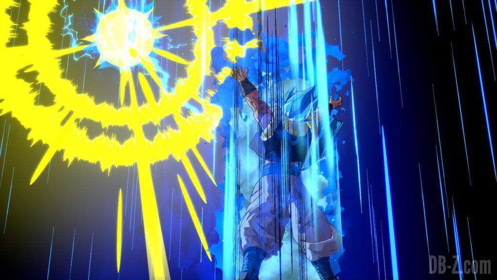 Gogeta SSGSS Dragon Ball FighterZ image 0010