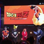 Masako Nozawa Ryo Horikawa Dragon Ball Z Kakarot TGS 2019