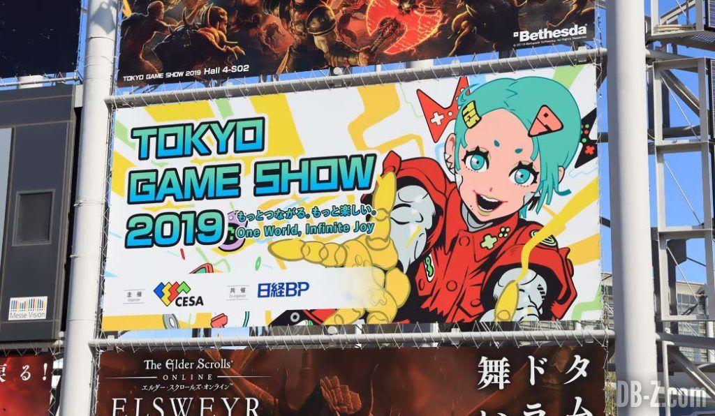 Tokyo Game Show 2019 Exterieur