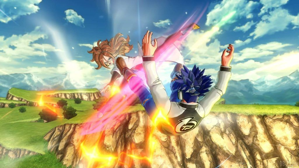 C 21 Dragon Ball Xenoverse 2 13