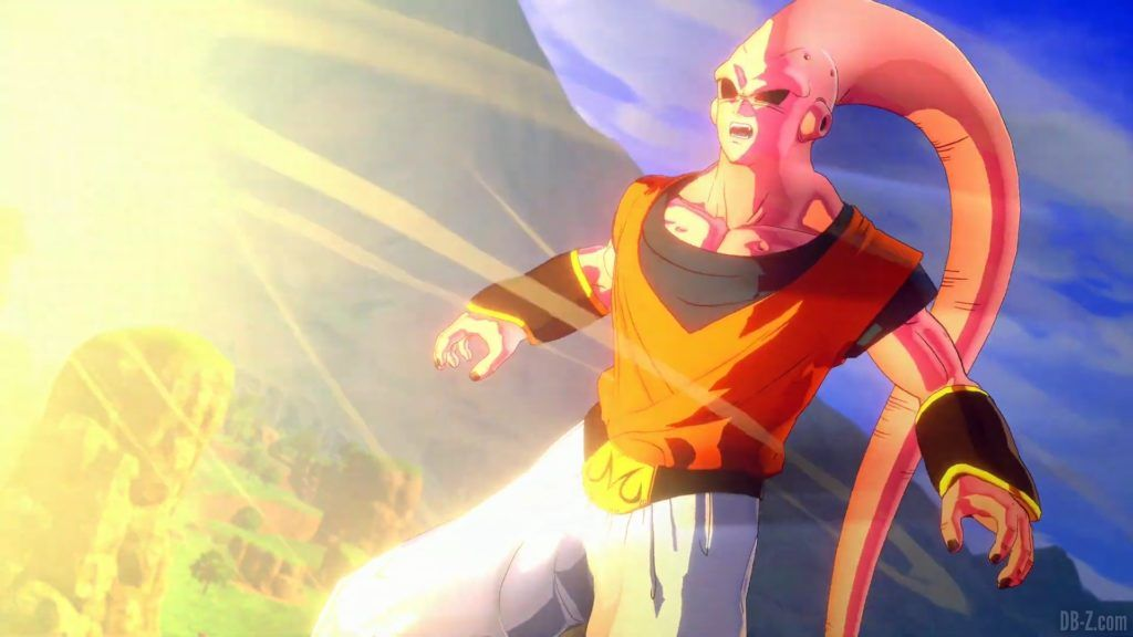 DBZ Kakarot Paris Games Week Trailer 03
