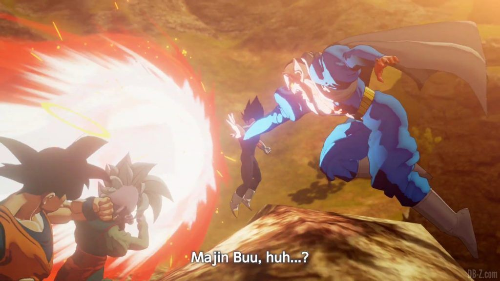 DBZ Kakarot Paris Games Week Trailer 20