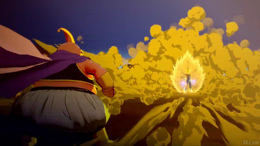DBZ Kakarot Paris Games Week Trailer 28