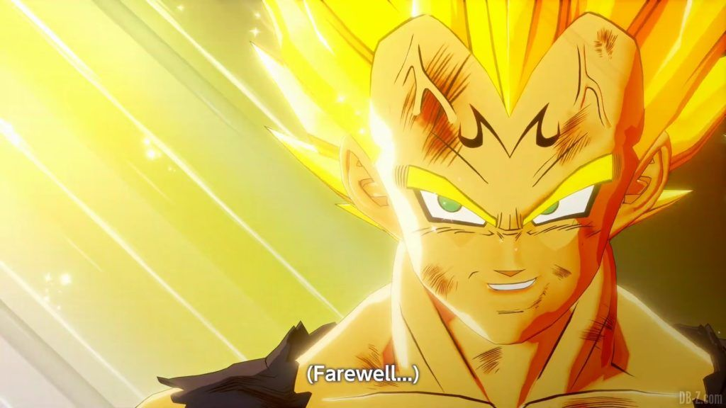 DBZ Kakarot Paris Games Week Trailer 31