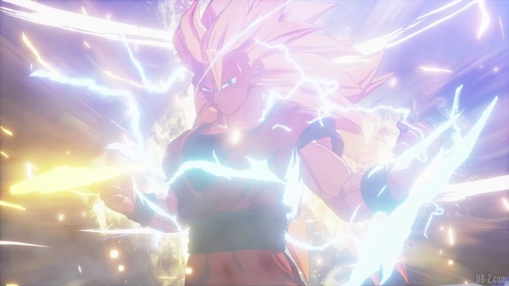DBZ Kakarot Paris Games Week Trailer 33
