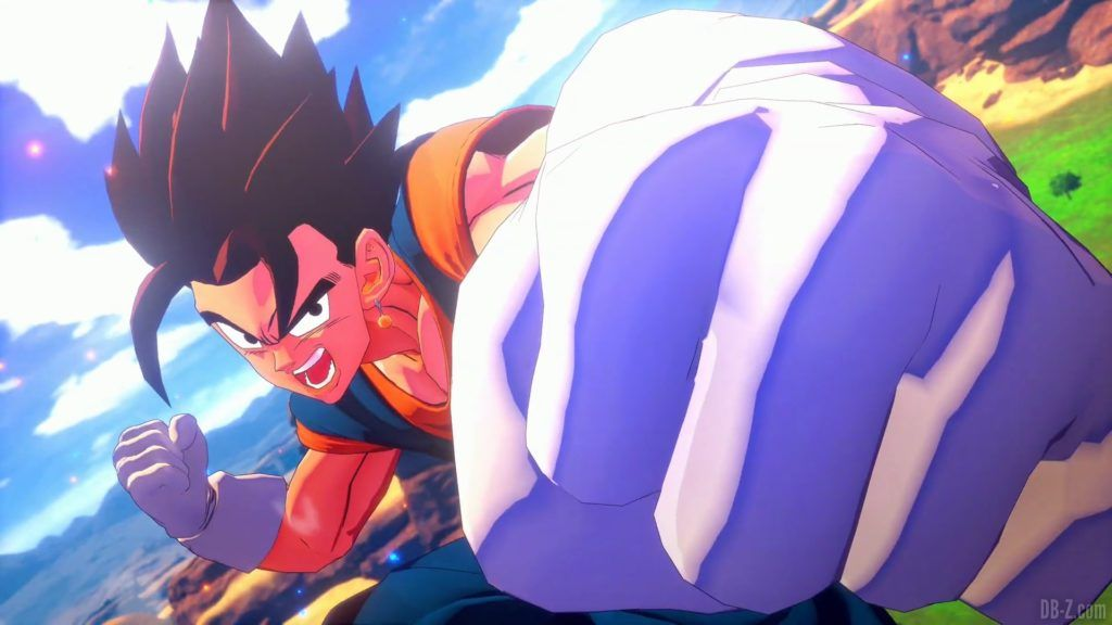 DBZ Kakarot Paris Games Week Trailer 48
