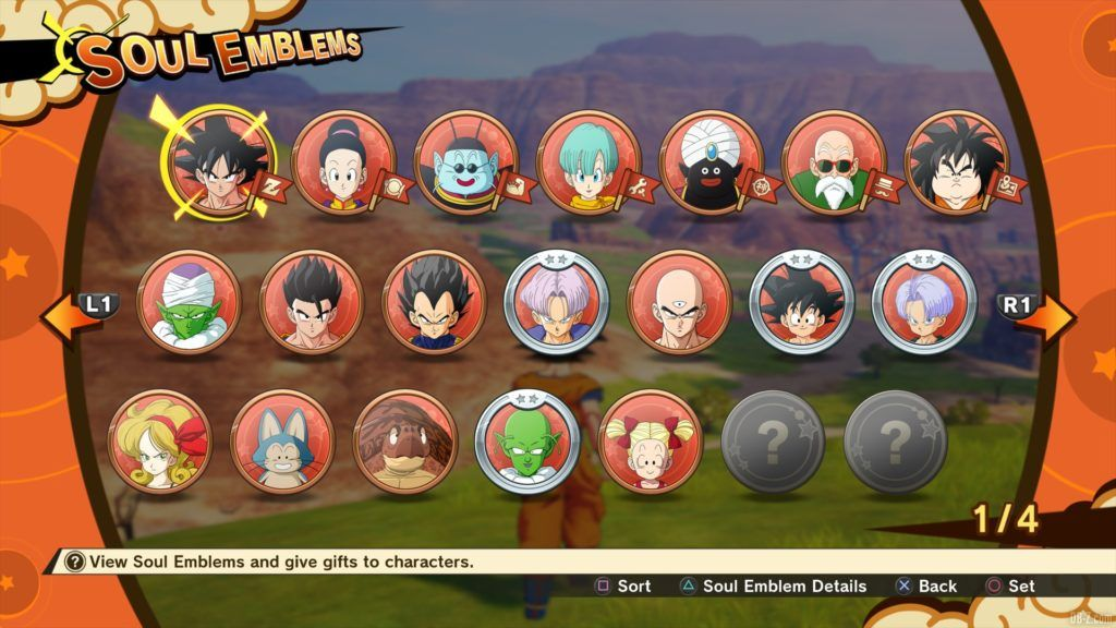 Dragon Ball Z Kakarot Community Board