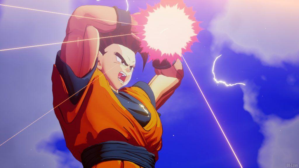 Dragon Ball Z Kakarot Gohan Ultime 1