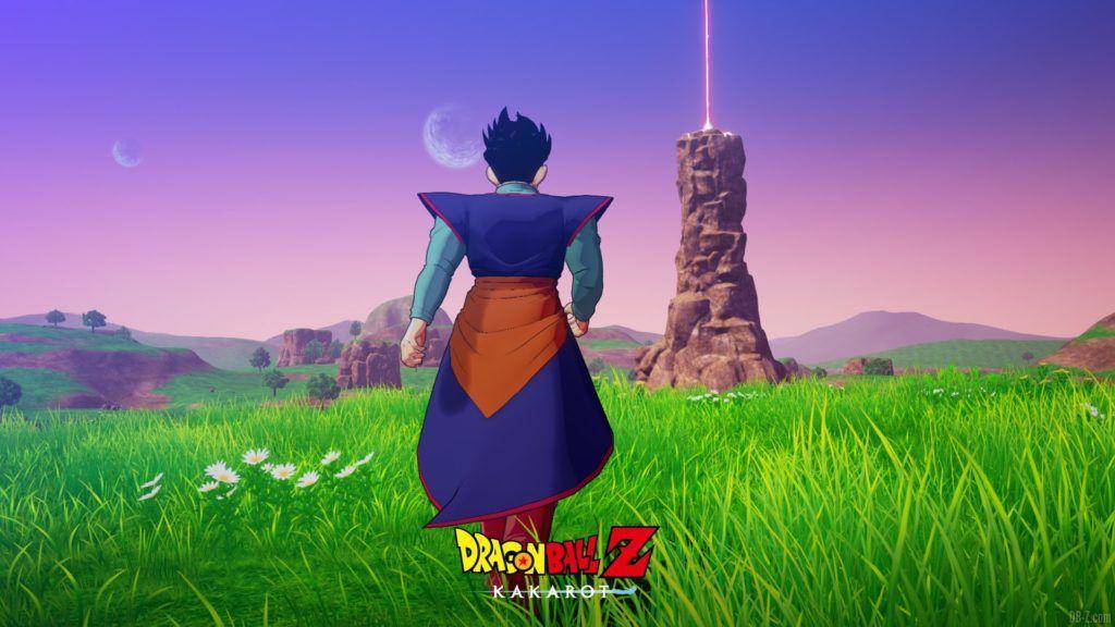 Dragon Ball Z Kakarot Gohan au Kaioshinkai