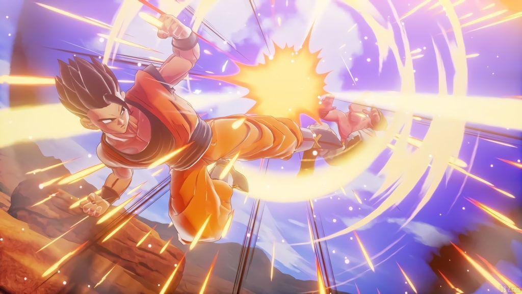 Dragon Ball Z Kakarot Gohan vs Buu