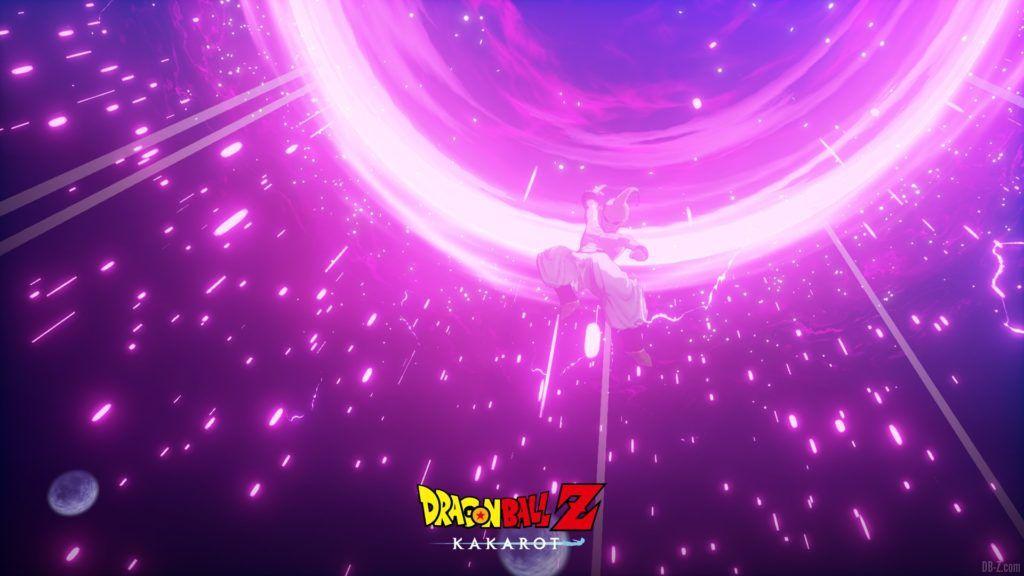 Dragon Ball Z Kakarot Majin Buu