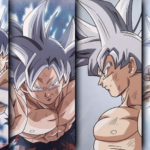 Goku Ultra Instinct Calendrier Dragon Ball Super 2020