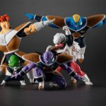 HG Dragon Ball Commando Ginyu Set