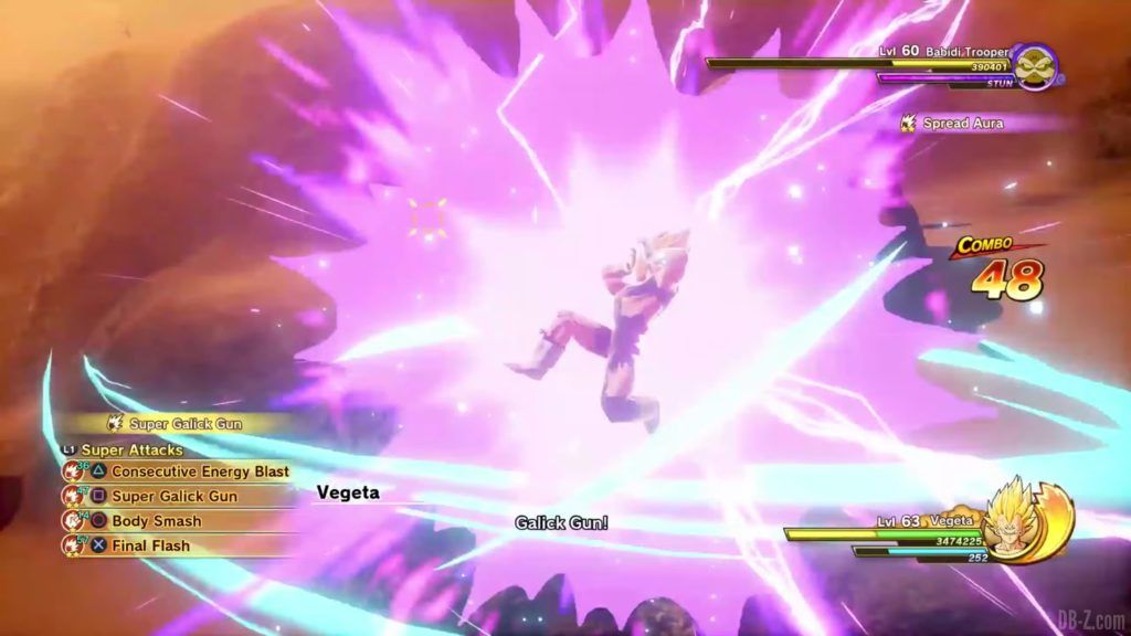 Majin Vegeta Dragon Ball Z Kakarot 01