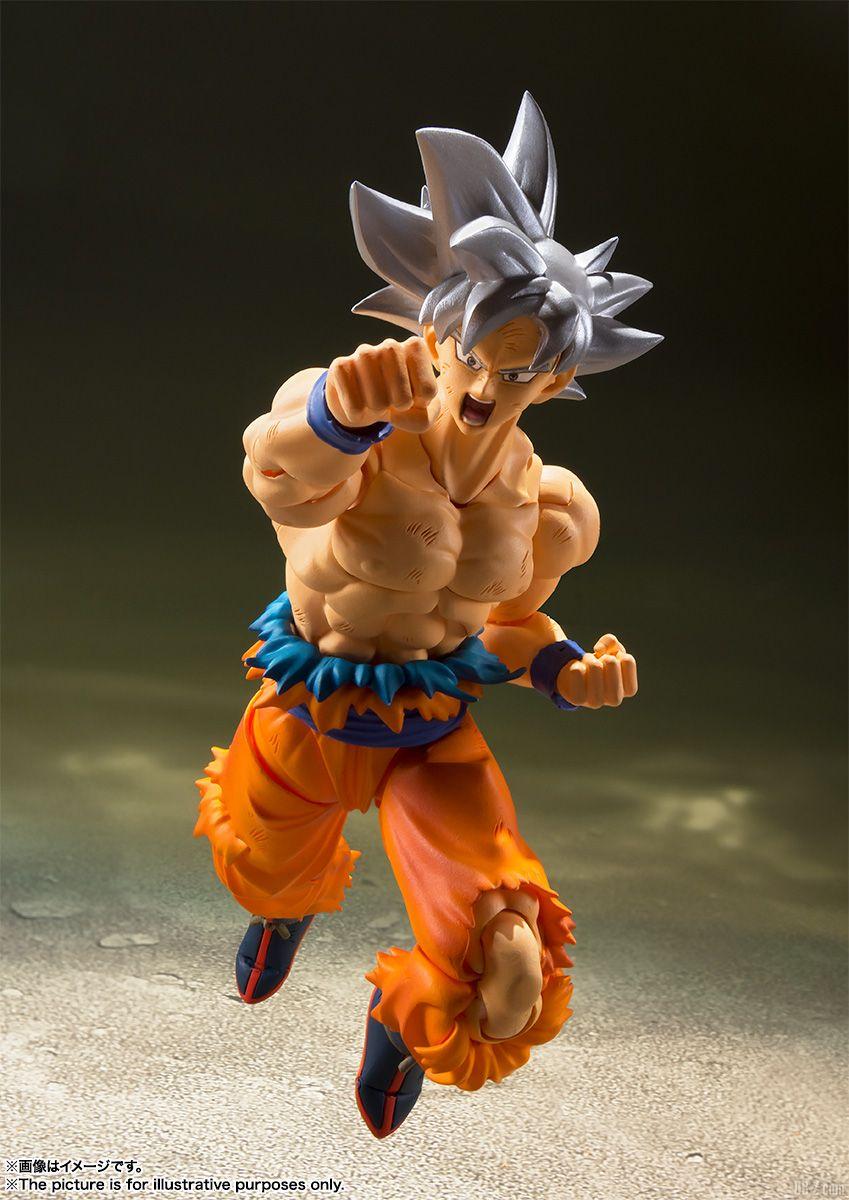 SHFiguarts Goku Ultra Instinct