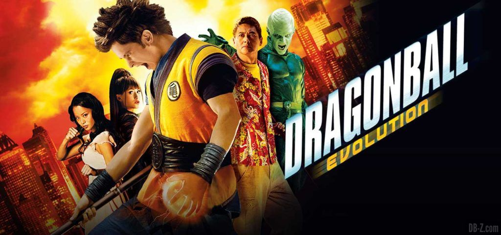 Affiche Dragon Ball Evolution