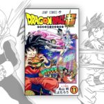 Couverture tome 11 dragon ball super