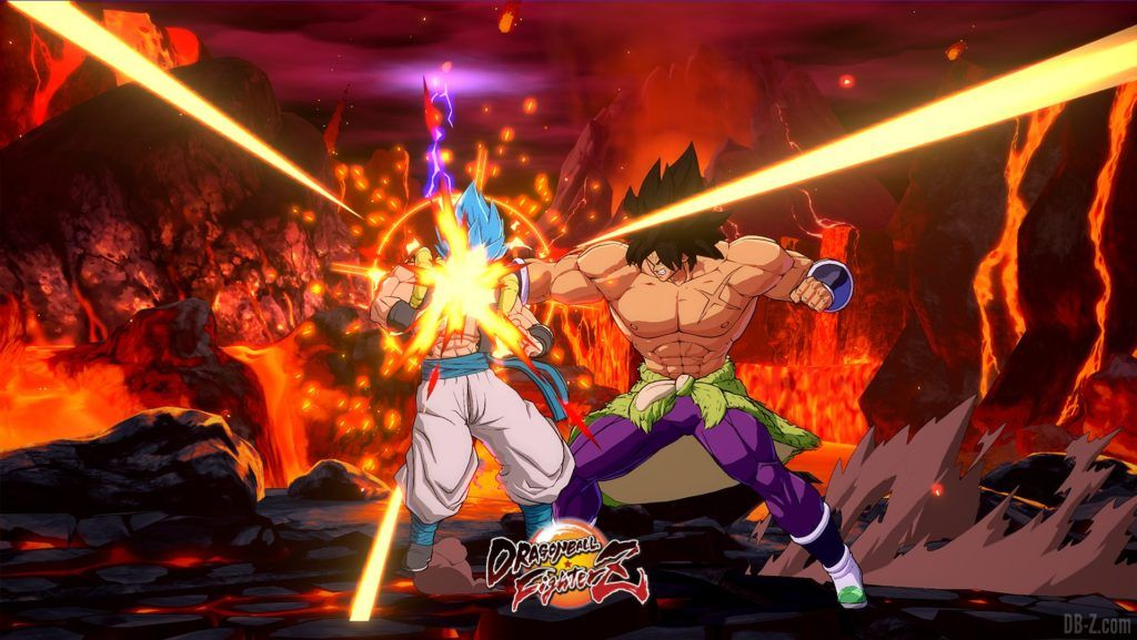 Dragon Ball FighterZ Broly DBS Image 001