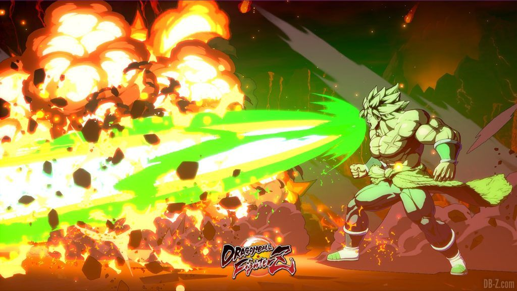 Dragon Ball FighterZ Broly DBS Image 002