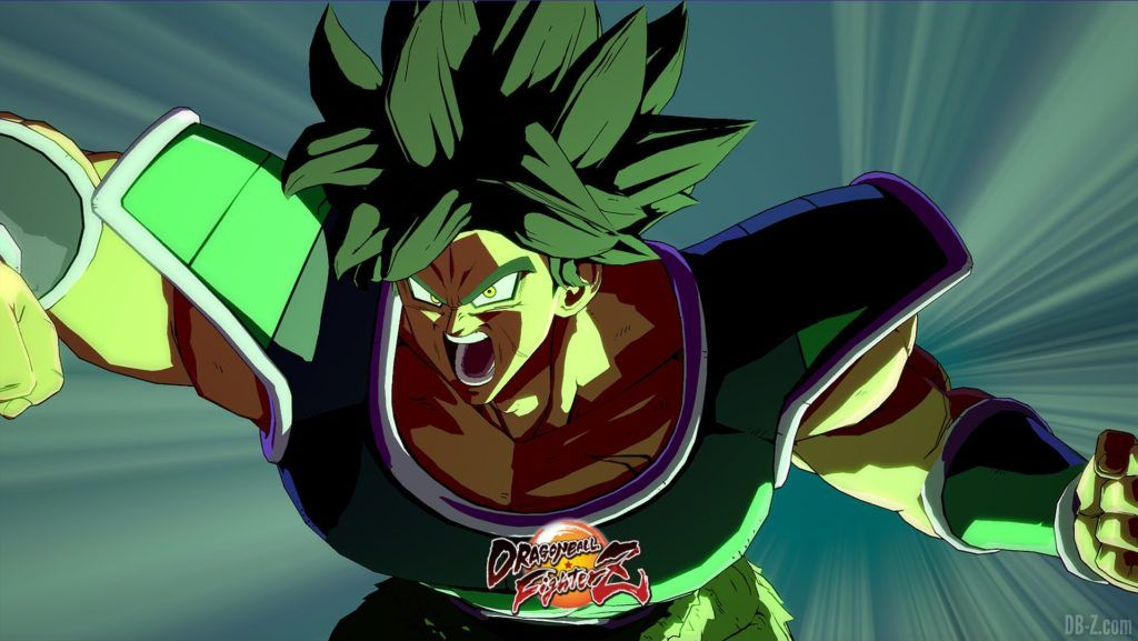Dragon Ball FighterZ Broly DBS Image 003