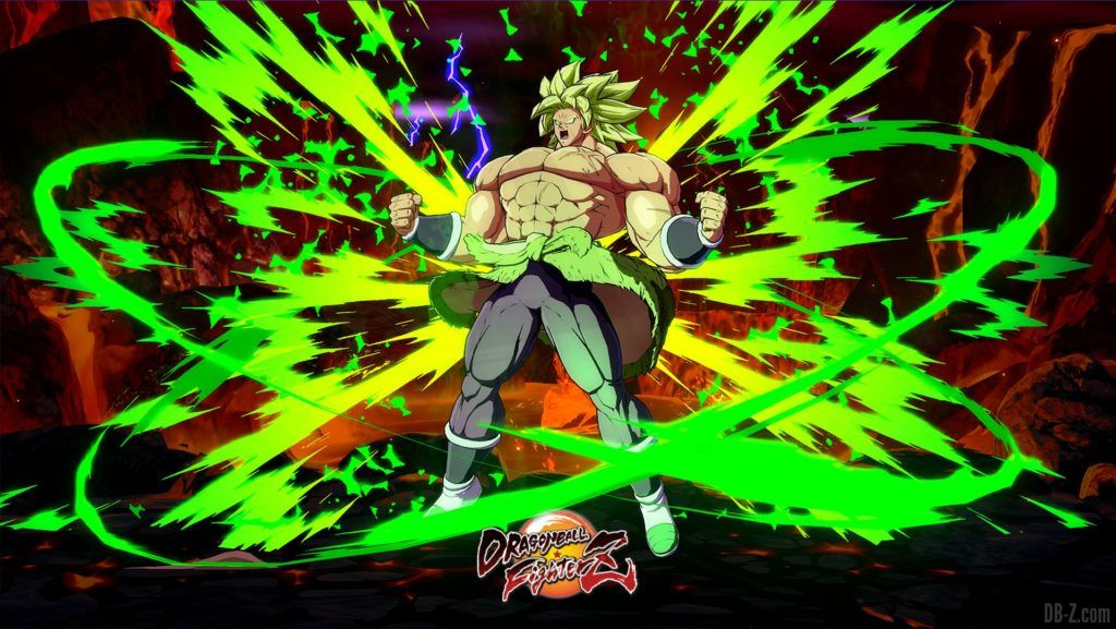 Dragon Ball FighterZ Broly DBS Image 004