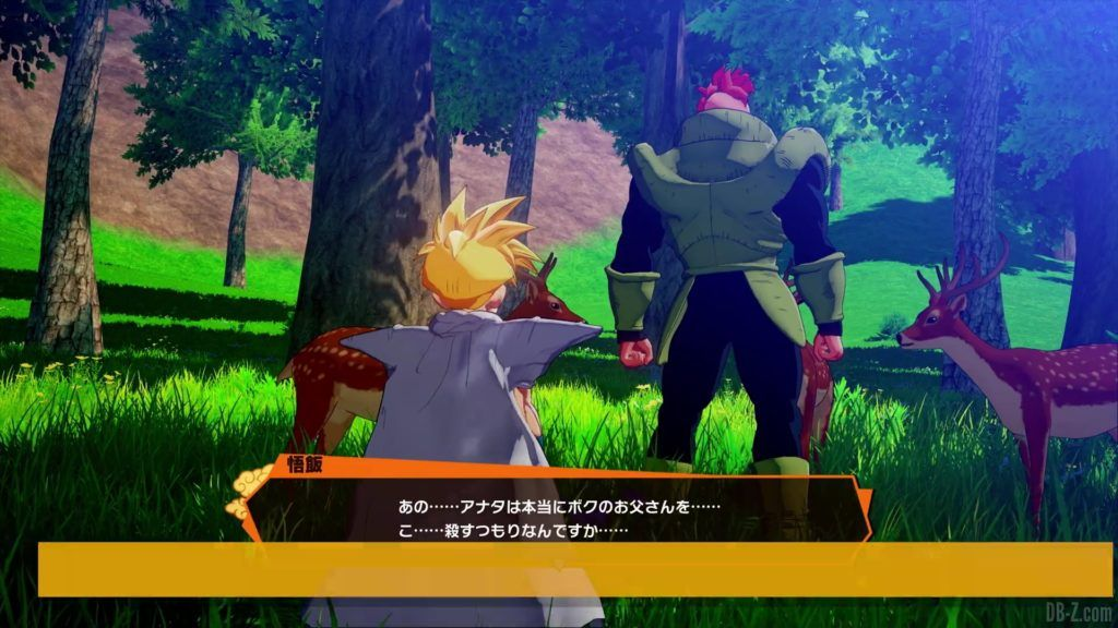 Dragon Ball Z Kakarot Trailer Presentation Systeme de Jeu 009