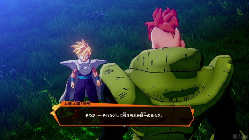 Dragon Ball Z Kakarot Trailer Presentation Systeme de Jeu 010
