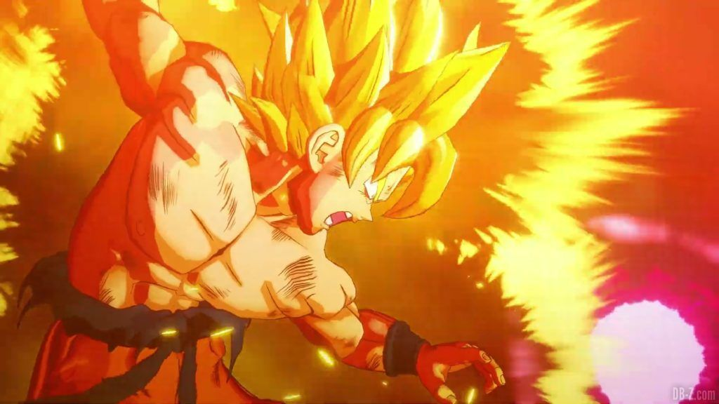 Dragon Ball Z Kakarot Trailer Presentation Systeme de Jeu 023