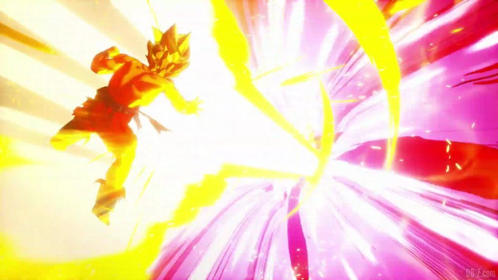 Dragon Ball Z Kakarot Trailer Presentation Systeme de Jeu 024