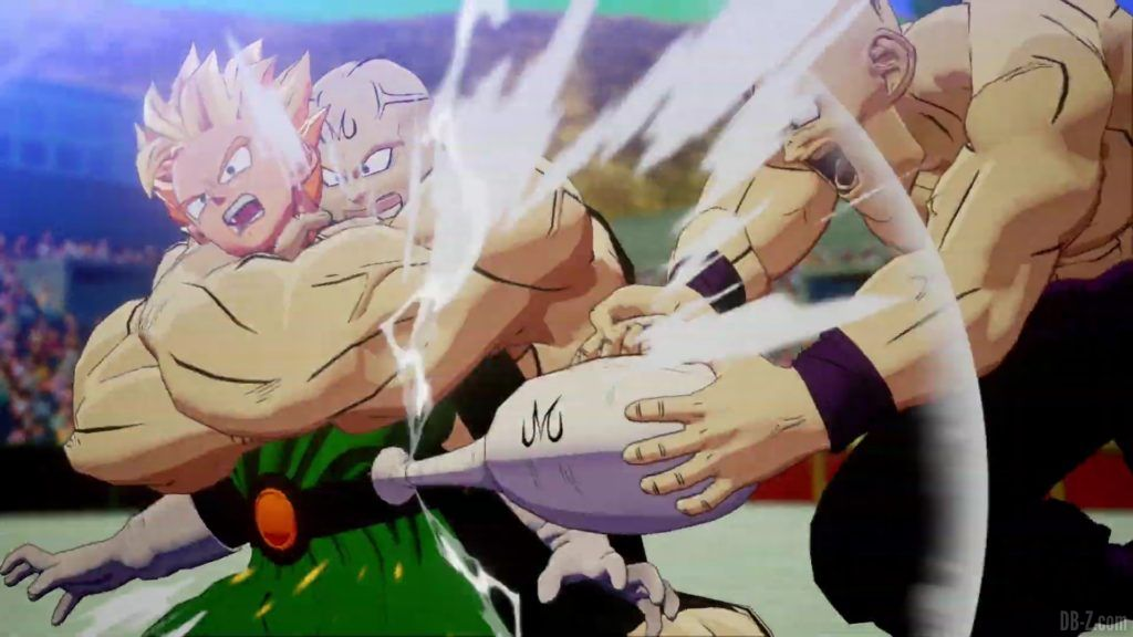 Dragon Ball Z Kakarot Trailer Presentation Systeme de Jeu 025