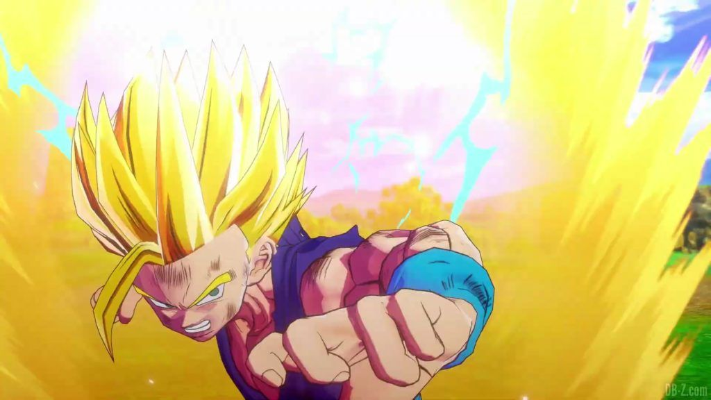 Dragon Ball Z Kakarot Trailer Presentation Systeme de Jeu 026