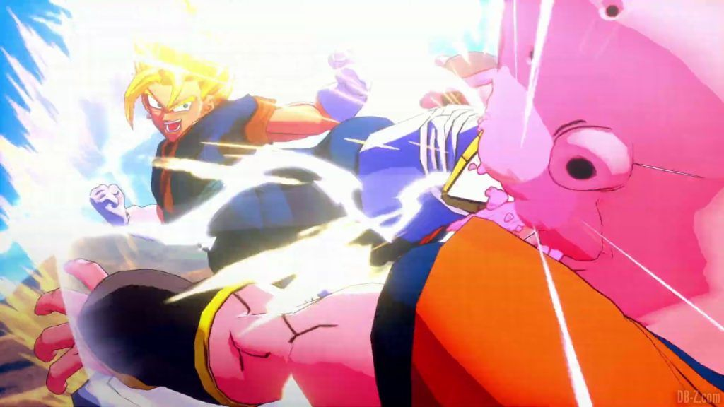 Dragon Ball Z Kakarot Trailer Presentation Systeme de Jeu 029