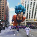 Goku Thanksgiving 28 novembre 2019