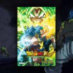 Anime Comics Dragon Ball Super Broly VF