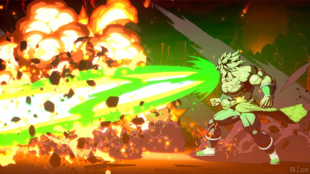 Broly DBS Dragon Ball FighterZ 0004