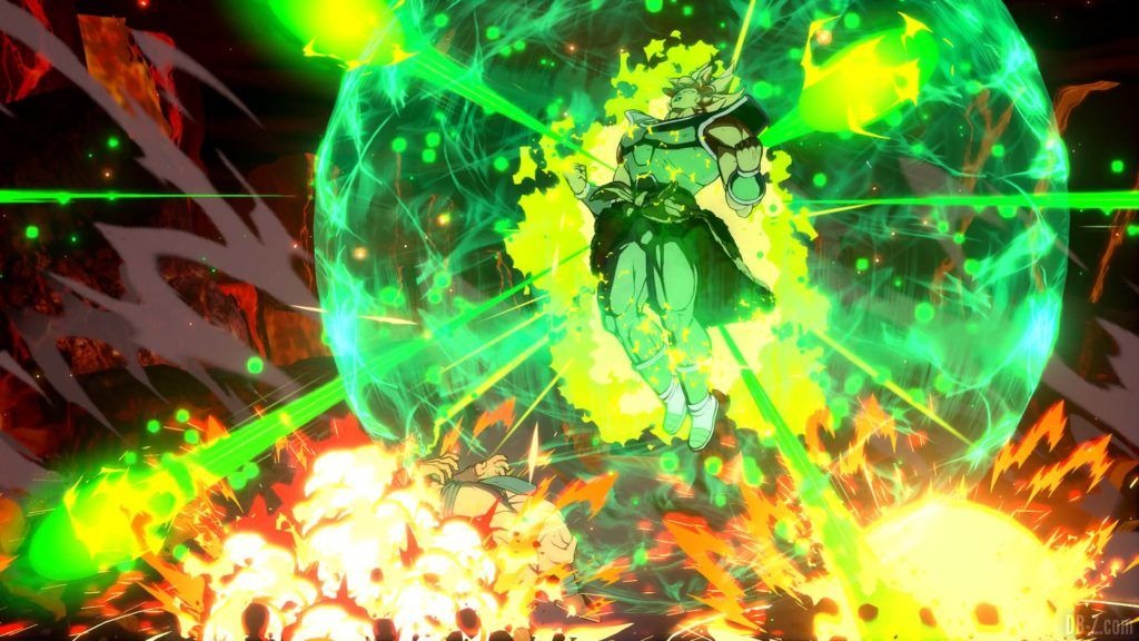 Broly DBS Dragon Ball FighterZ 0007
