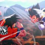 DBZ Kakarot Goku vs vegeta 01