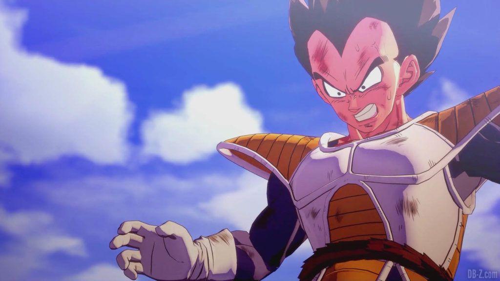 DBZ Kakarot Goku vs vegeta 07