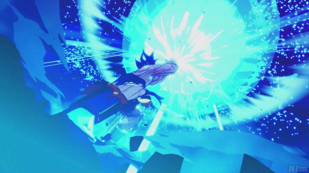 DBZ Kakarot Goku vs vegeta 14