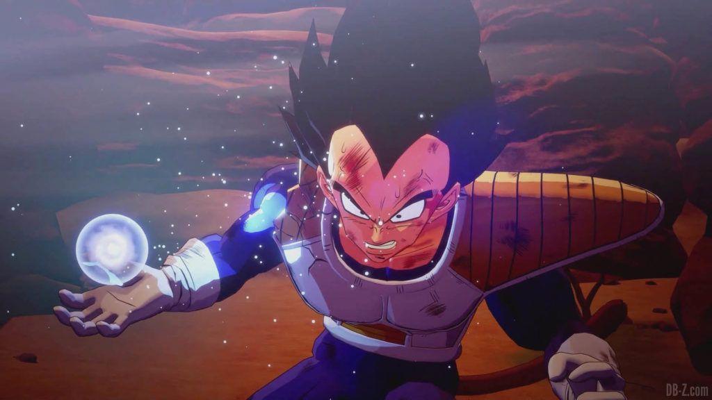 DBZ Kakarot Goku vs vegeta 19