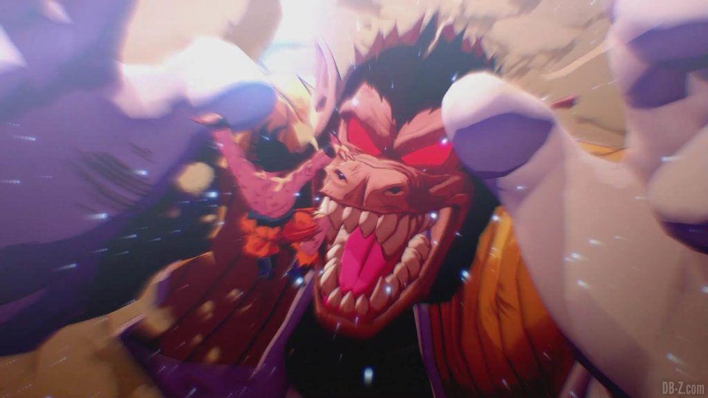 DBZ Kakarot Goku vs vegeta 21