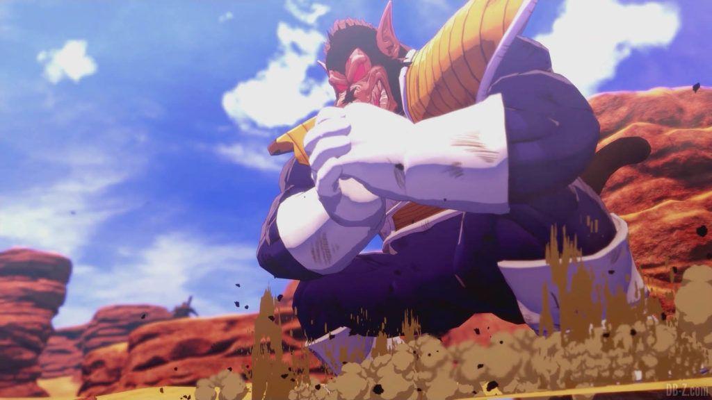 DBZ Kakarot Goku vs vegeta 23