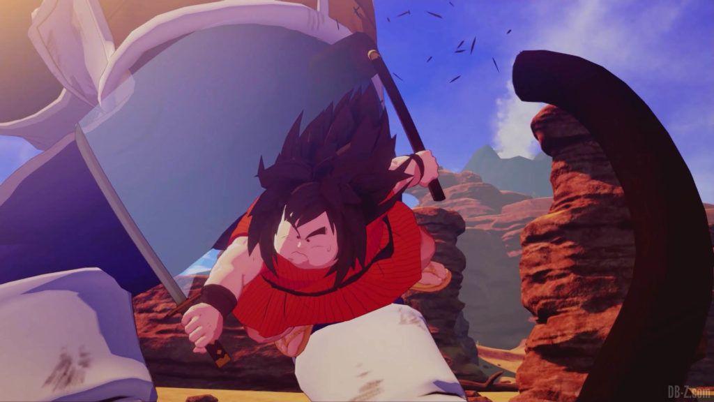DBZ Kakarot Goku vs vegeta 25