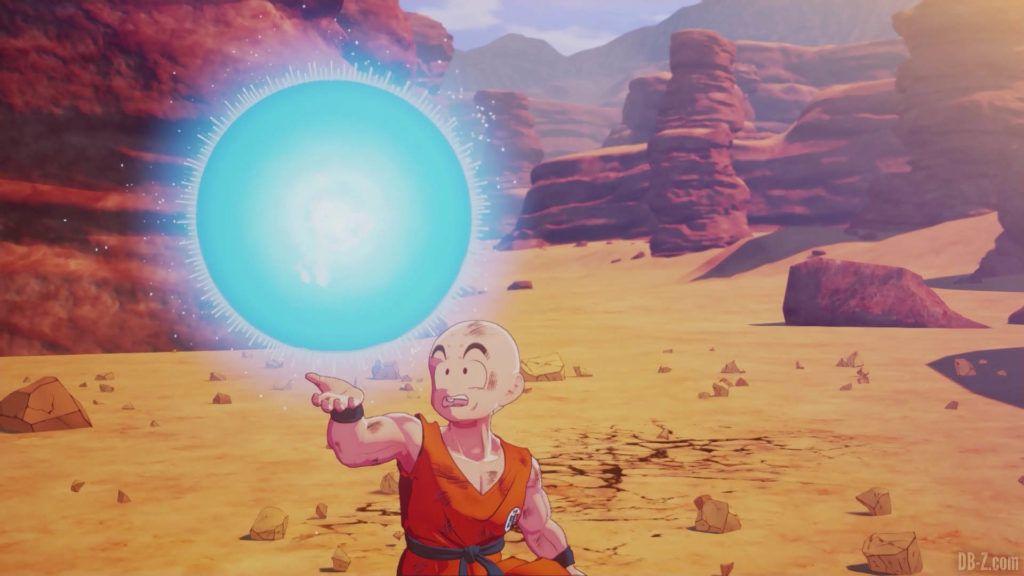 DBZ Kakarot Goku vs vegeta 30
