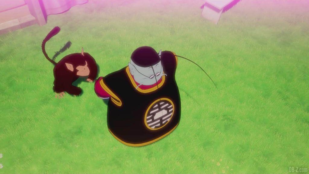 DBZ Kakarot Goku vs vegeta 32