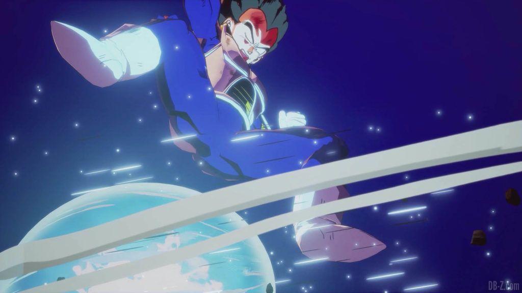 DBZ Kakarot Goku vs vegeta 36