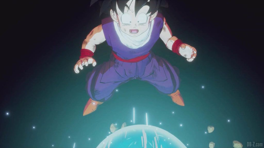 DBZ Kakarot Goku vs vegeta 38