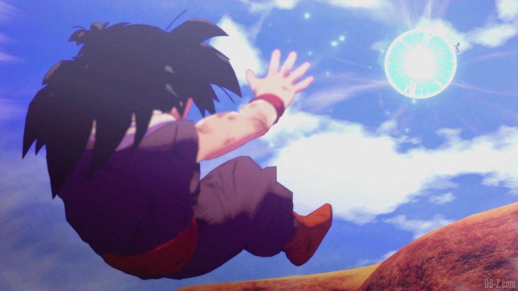 DBZ Kakarot Goku vs vegeta 40